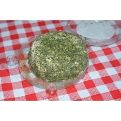Fromage frais, sel, ail et fines herbes